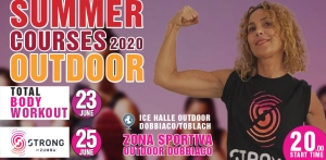 STRONGER TOGETHER - ZUMBA STRONG CHALLENGE 2020