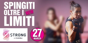 NEW STRONG by ZUMBA - SPINGITI OLTRE I LIMITI